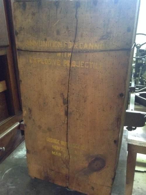 Howitzer box 3